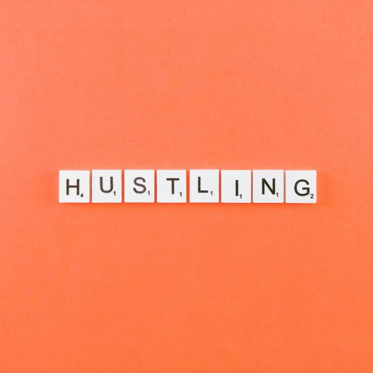 Nothing Wrong with Your Side Hustle, Just Drop the Hustle